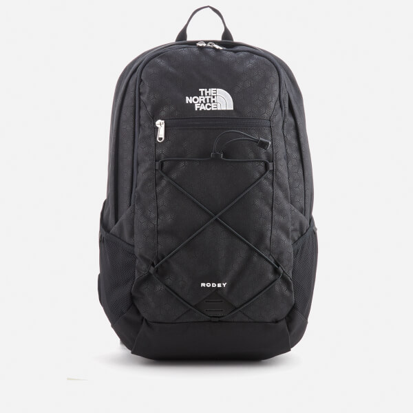 The North Face Men's Rodey Backpack - TNF Black Emboss/TNF Black