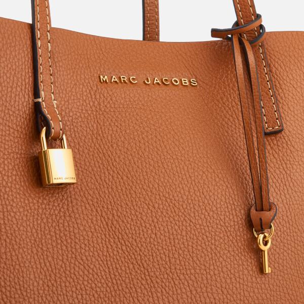 817ebde76557 Marc Jacobs Women s The Grind Shopper Bag - Saddle  Image 4
