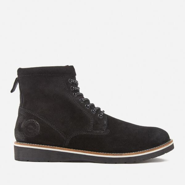 Superdry Men's Stirling Lace Up Boots - Black