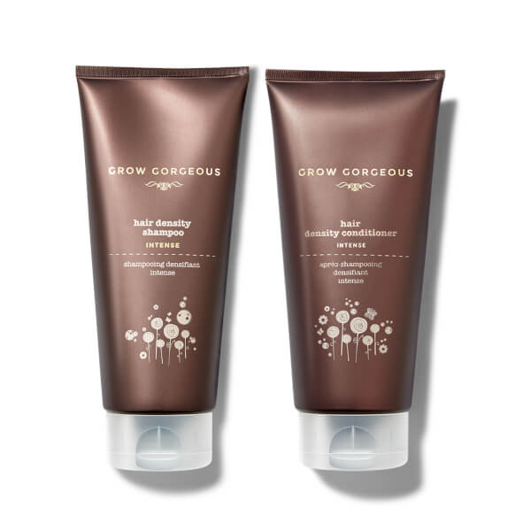 Grow Gorgeous Intense Shampoo and Conditioner Duo (Worth $42)