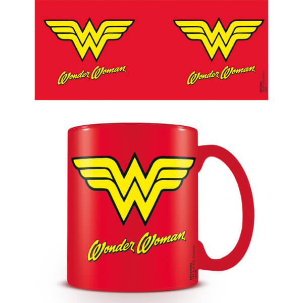 DC Originals Coffee Mug (Wonder Woman Logo)