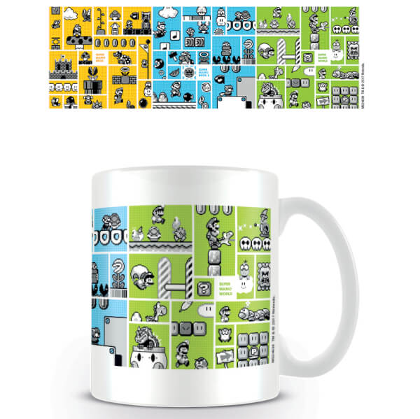 Super Mario Coffee Mug (Legacy)