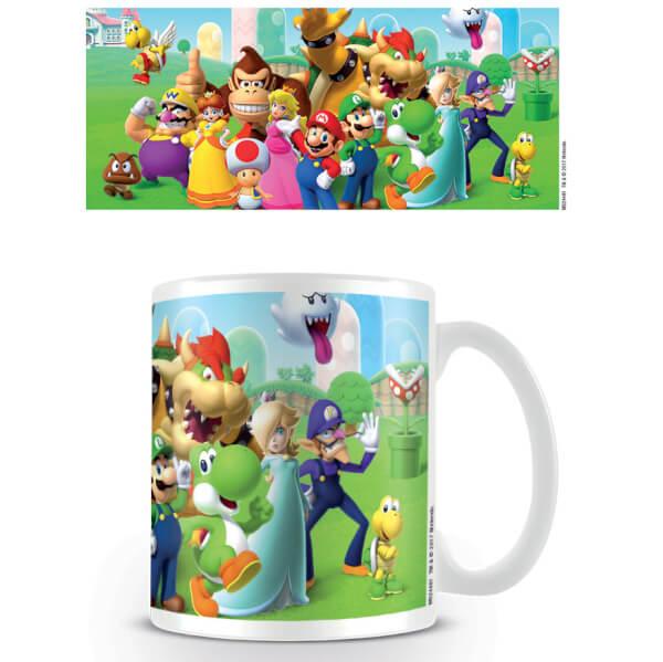 Tasse Super Mario (Royaume Champignon)