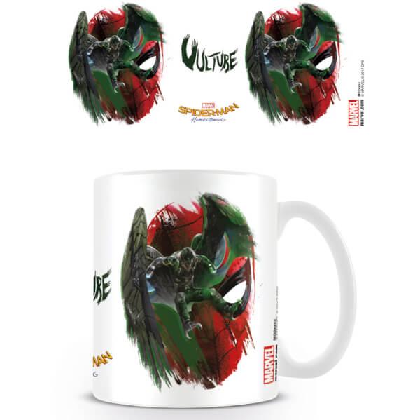 Spider-Man Homecoming Coffee Mug (Vulture)