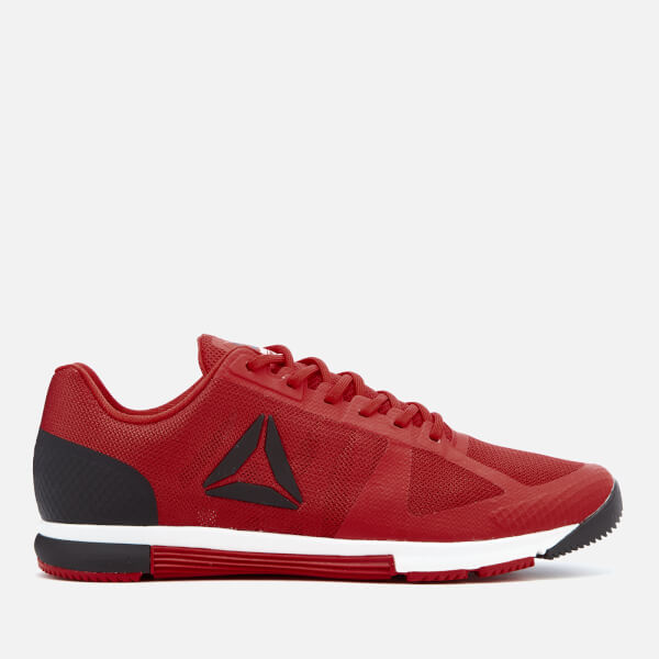 b9aedd9e3966c0 Reebok Men s CrossFit Speed TR 2.0 Trainers - Red Mens Footwear ...