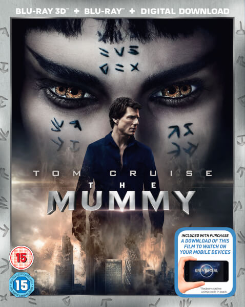The Mummy (2017) 3D (Includes 2D Version) (Digital Download)