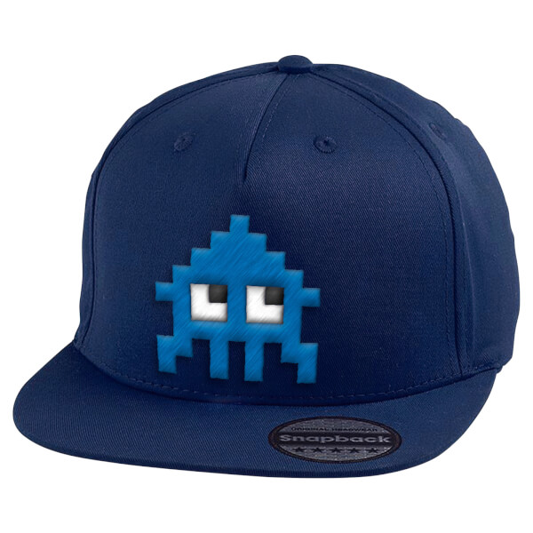 Splatoon Skalop Cap - Blue Squidvader