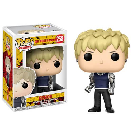 Figurine Pop! Genos One Punch Man