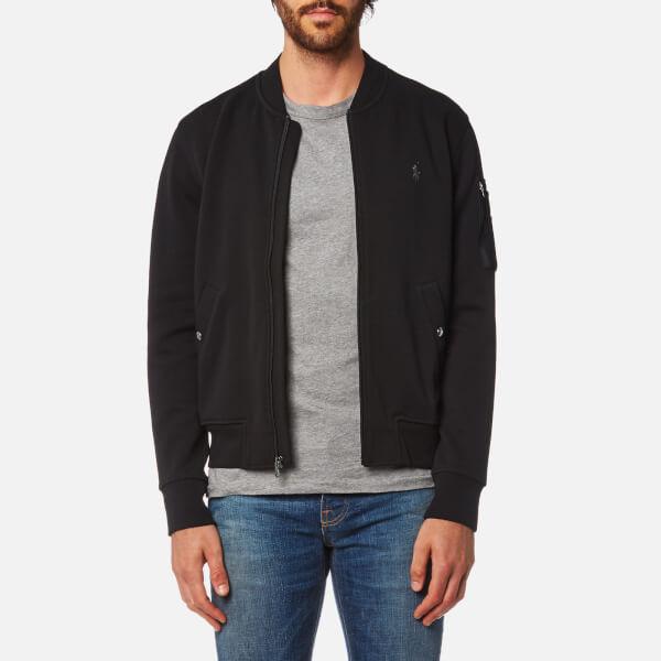 Polo Ralph Lauren Men's Bomber Jacket - Polo Black: Image 1