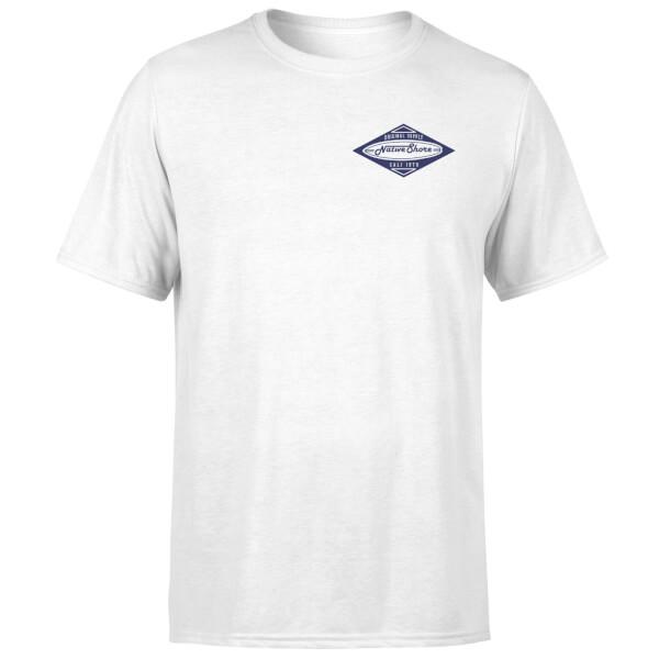 Native Shore Men's Core Board T-Shirt - White