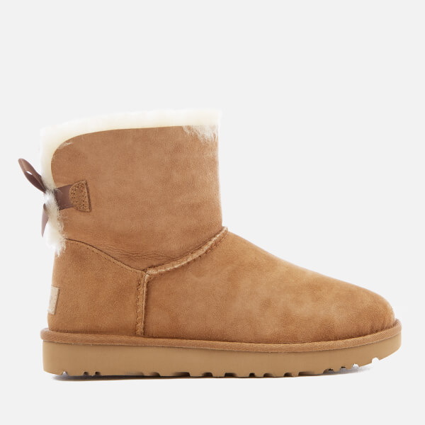 ugg women s mini bailey bow ii sheepskin boots chestnut free uk rh coggles com mini bailey bow ugg boots uk mini bailey bow ugg boots uk