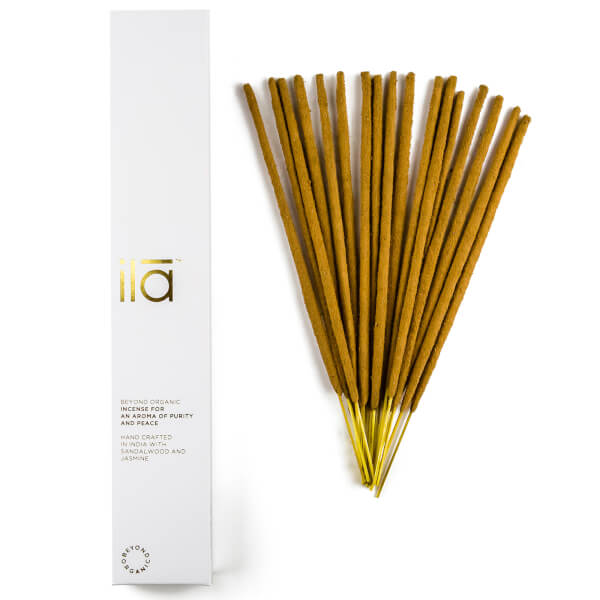 ila-spa Incense for an Aroma of Purity and Peace