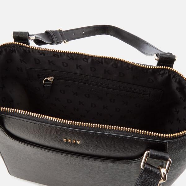 Satton medium bucket tote - Brown DKNY DlQaYO1u