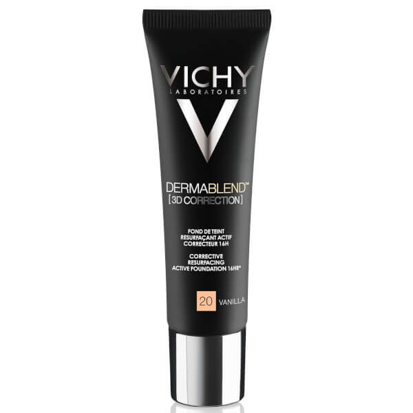 Vichy Dermablend [3D Correction] Foundation - 20 30ml