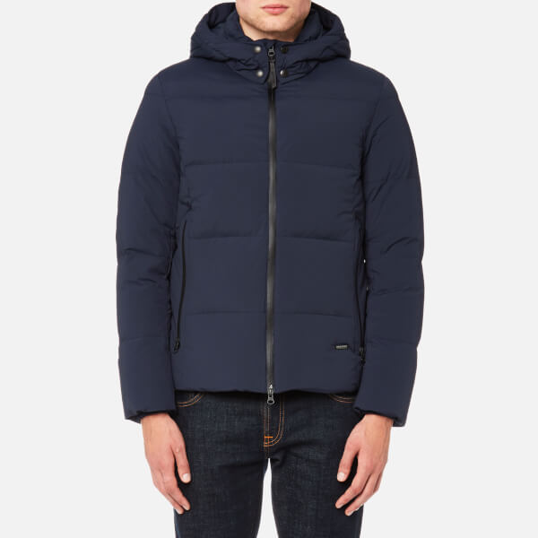 Woolrich Travel Jacket Classic Navy
