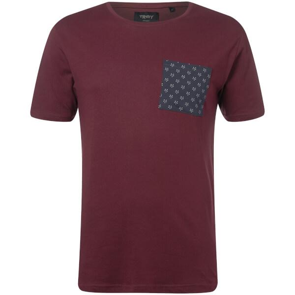 Troy Men's Robert Pocket T-Shirt - Port Royal