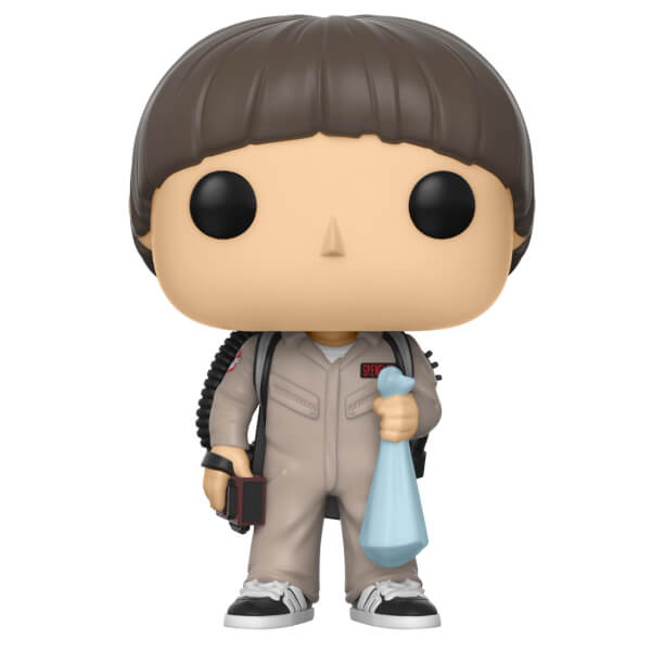 Stranger Things Ghostbusters Will Pop! Vinyl Figure