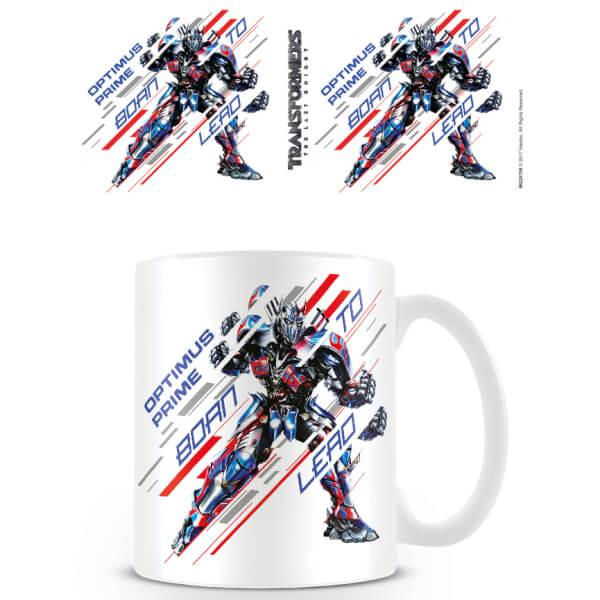 Tasse Transformers The Last Knight (Born to Lead)