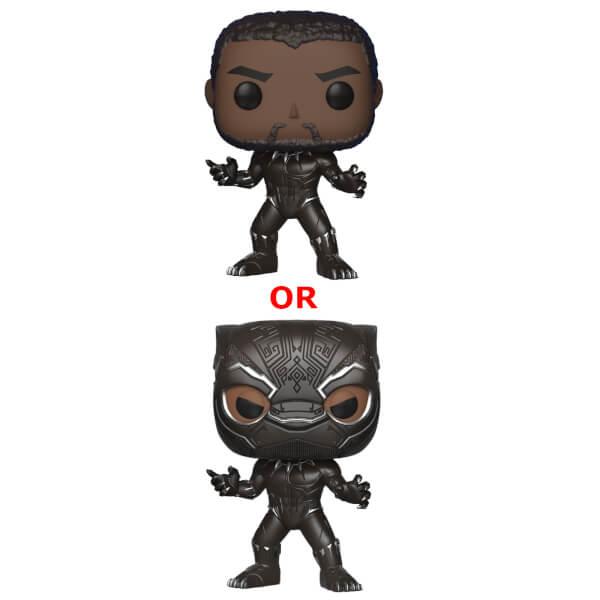 Black Panther Pop! Vinyl Figur
