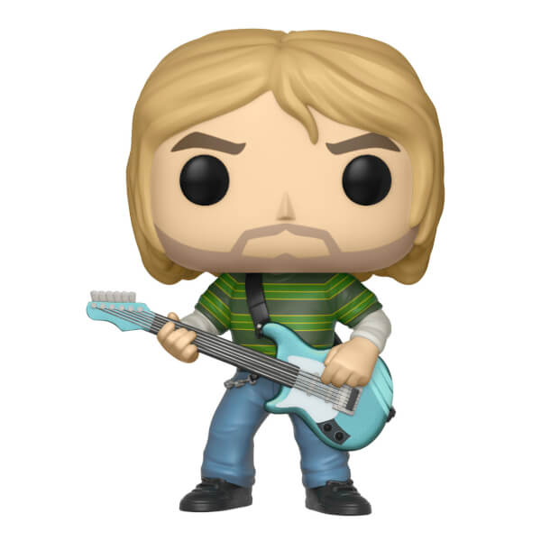 Pop! Rocks Kurt Cobain (Teen Spirit) Pop! Vinyl Figure