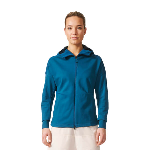 Cheap Sale Find Great Outlet Cheapest Price adidas Women's ZNE Duo Hoody - / - XS - / Clearance Ebay XB6nvD