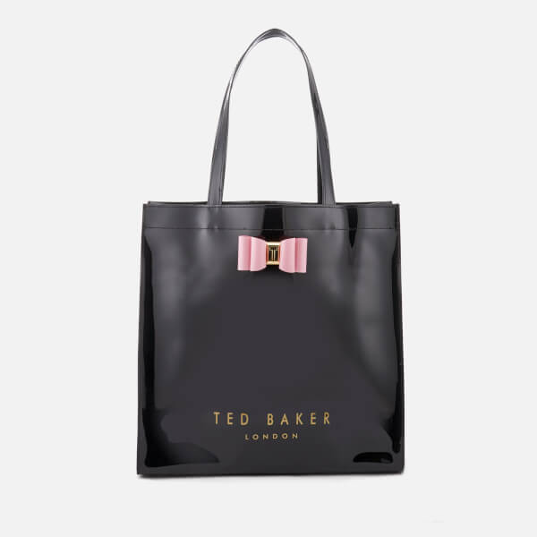 Ted Baker Women's Bethcon Bow Detail Large Icon Bag - Black