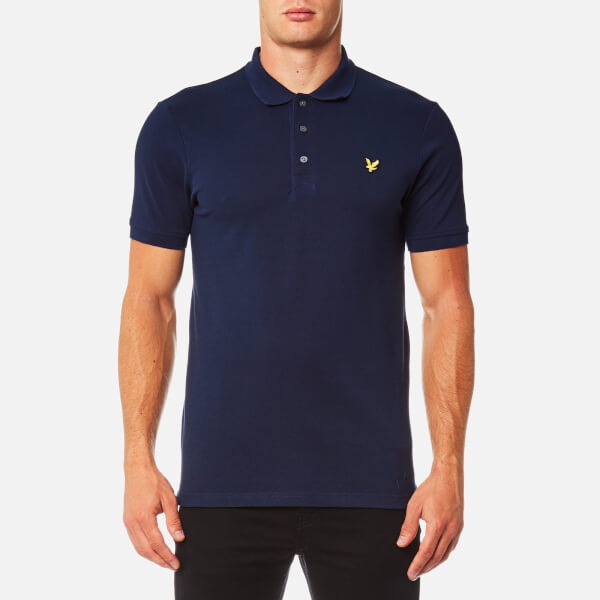 Lyle & Scott Men's Polo Shirt - Navy