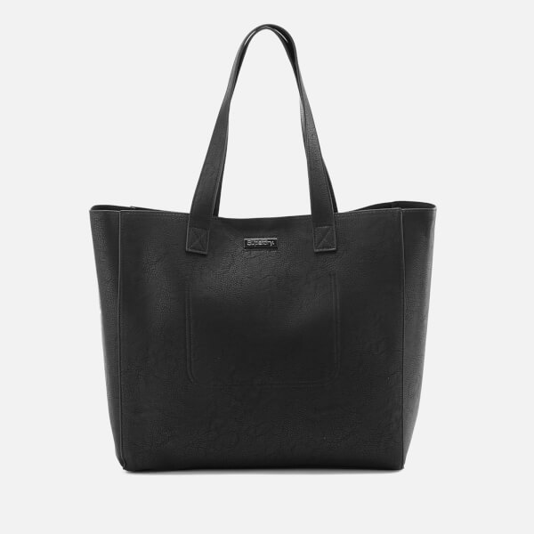 Superdry Women's Elaina Tote Bag - Black