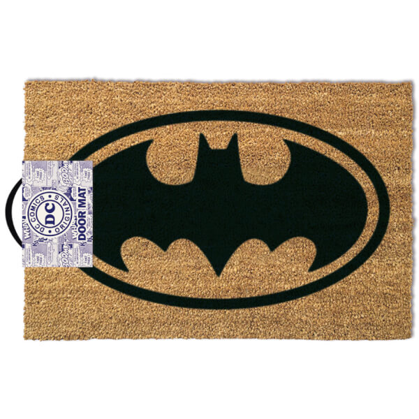 Batman Logo Door Mat
