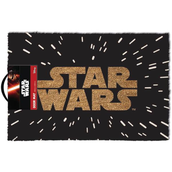 Star Wars Logo Door Mat