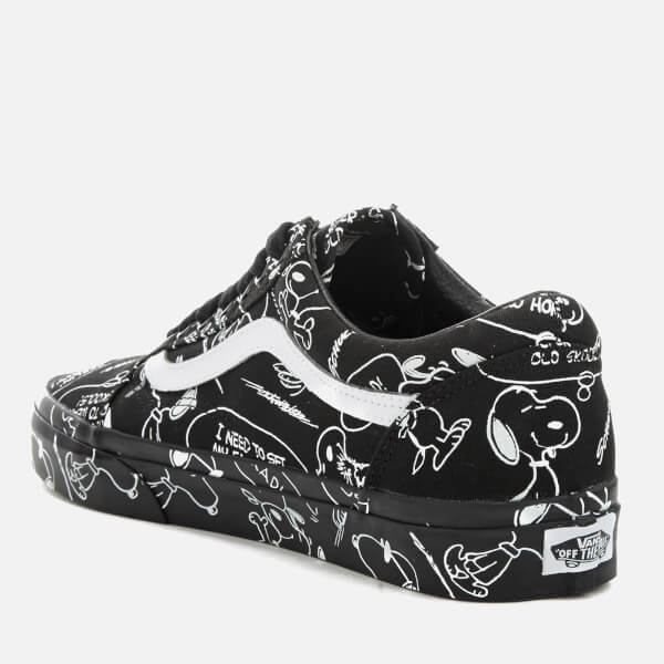 snoopy vans old skool