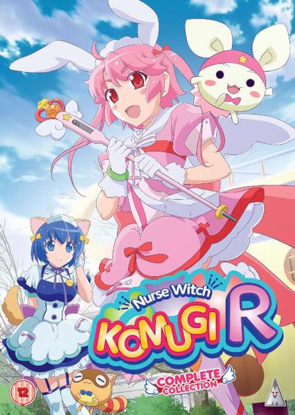 Nurse Witch Komugi R Collection