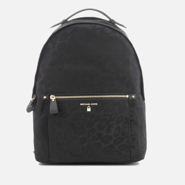 68e5c0d7659 MICHAEL MICHAEL KORS Women s Kelsey Large Backpack - Black  Image 1