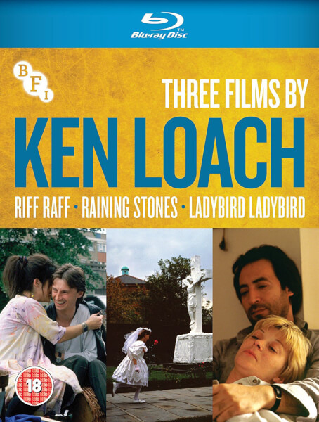Ken Loach Collection: Riff Raff, Raining Stones, Ladybird Ladybird