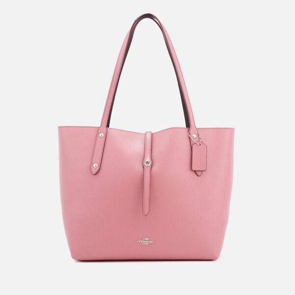 Coach Women's Market Tote Bag - Glitter Rose
