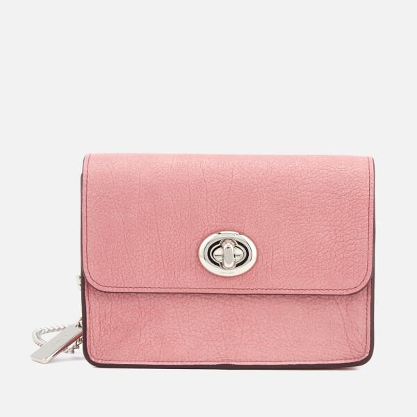 Coach Women's Bowery Cross Body Bag - Glitter Rose