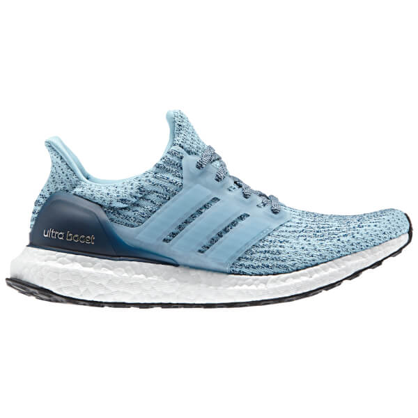 Adidas Women S Ultra Boost Running Shoes Blue Womens