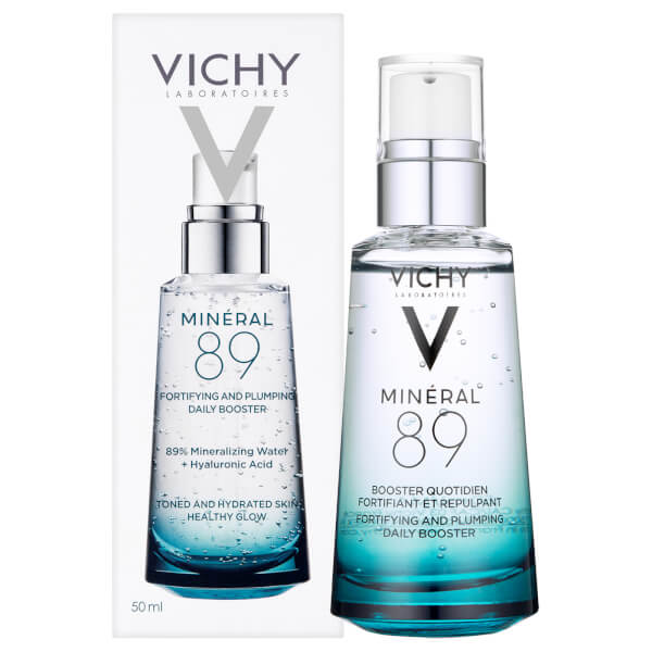 Vichy Mineral 89 Serum 50ml | Free Shipping | Lookfantastic