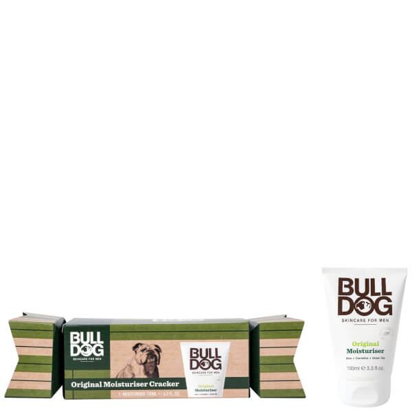 Bulldog Skincare Original Moisturiser Cracker