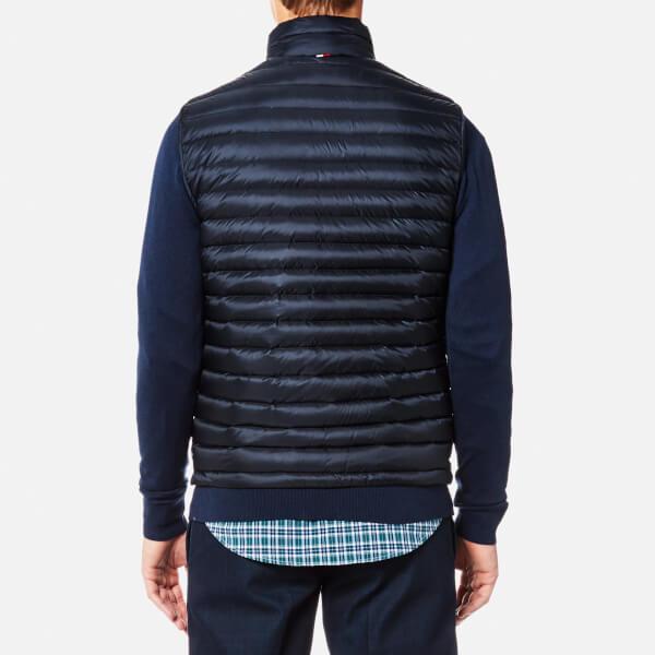 Tommy Hilfiger Men s Lightweight Packable Down Vest - Sky Captain  Image 2 632e7e1fd