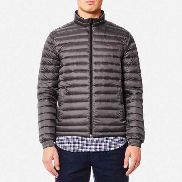 Hilfiger Men's Bomber Lightweight Tommy Down Jacket Packable w1dpwSxq