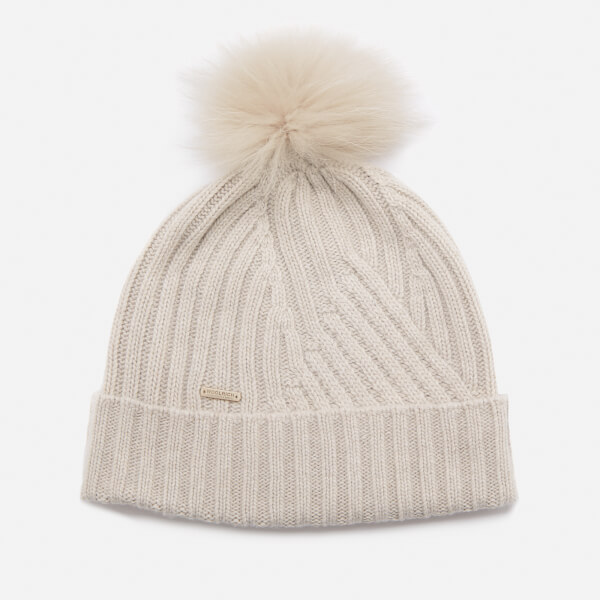 Woolrich Women's Soft Wool Hat - Hay