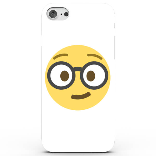 Emoji Nerd Phone Case for iPhone & Android - 4 Colours