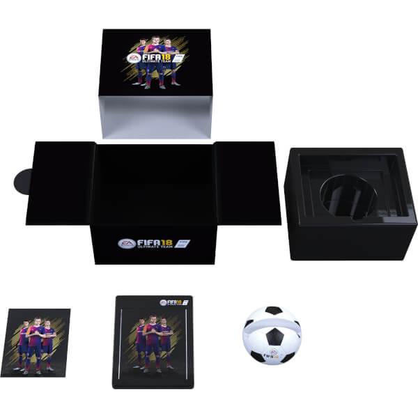 Fifa 18 Zavvi Exclusive Fan Box