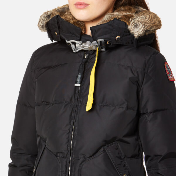 parajumpers long bear lapin fur