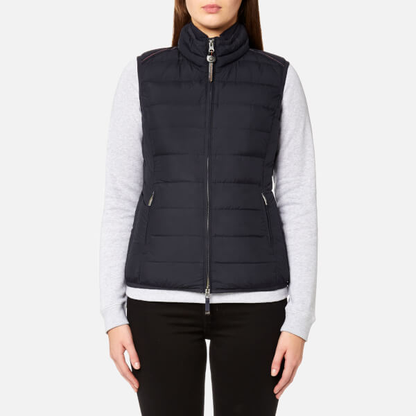 Parajumpers Women's Dodie Super Lightweight Gilet - Blue/Black: Image 1