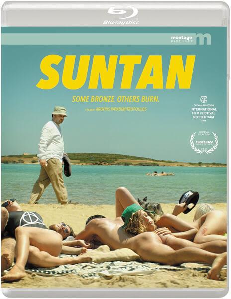 Suntan - Dual Format (Includes DVD)