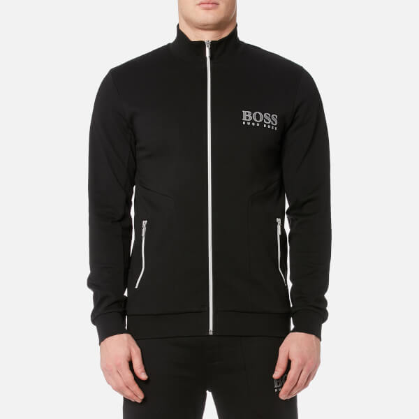 BOSS Hugo Boss Men's Track Jacket - Black