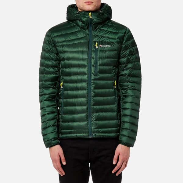 c8e9eb4f7a470 Montane Men s Featherlite Down Jacket - Arbor Green Kiwi Clothing ...