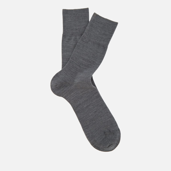 FALKE Men's Airport Socks - Dark Grey